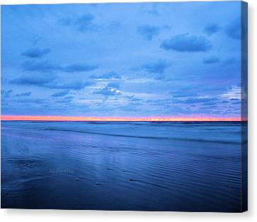 Solitude Canvas Print by JC Findley