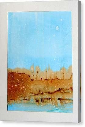 Solitude Canvas Print by Keith Thue