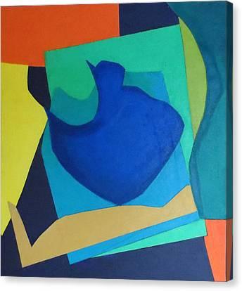 Sonata Canvas Print by Diane Fine