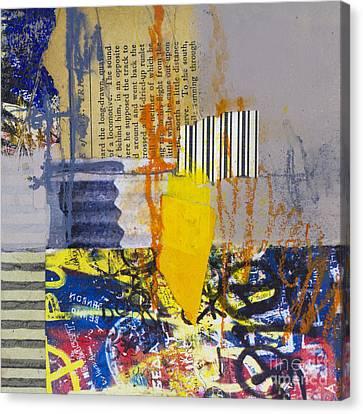 Song Canvas Print by Elena Nosyreva