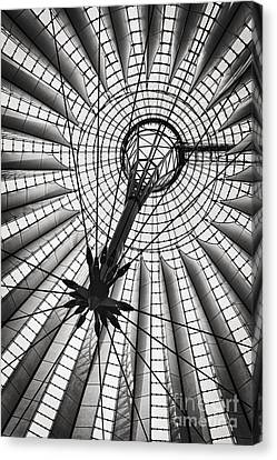 Sony Centre Berlin Canvas Print by Rod McLean