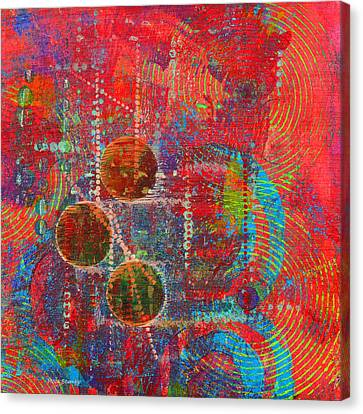 Sound Signs Canvas Print by Moon Stumpp