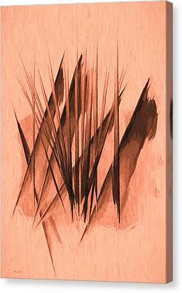 Sounds Of Spring Canvas Print by Bob Orsillo