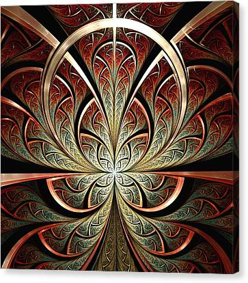 South Gates Canvas Print by Anastasiya Malakhova