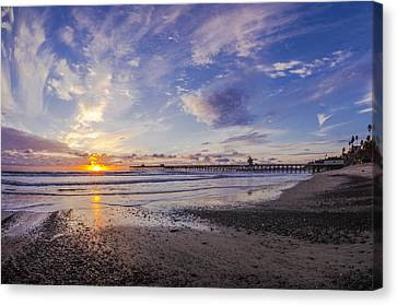 Southern California Winter Canvas Print by Sean Foster