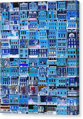 Southside Pittsburgh Canvas Print by Joe Jake Pratt