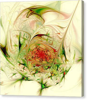 Special Place Canvas Print by Anastasiya Malakhova