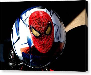 Spiderman Canvas Print by Bruce Iorio