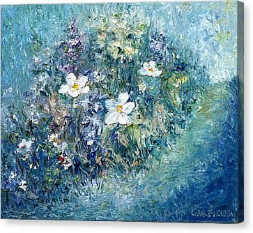 Spring Awakening Canvas Print by Gail Fields