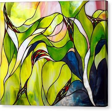 Spring Canvas Print by Christine Alexander