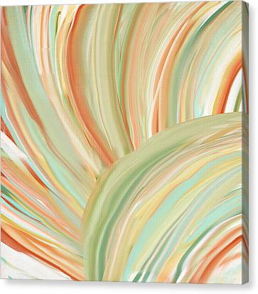 Spring Colors Canvas Print by Lourry Legarde