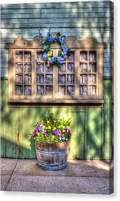 Spring Delight Canvas Print by Heidi Smith
