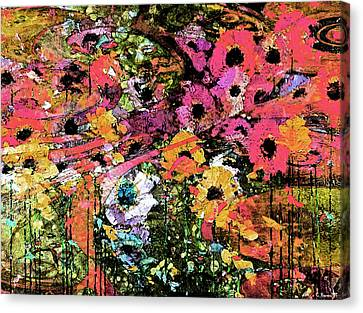 Spring Eternal Canvas Print by Catherine Harms