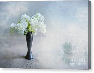Spring Flowers Canvas Print by Veikko Suikkanen