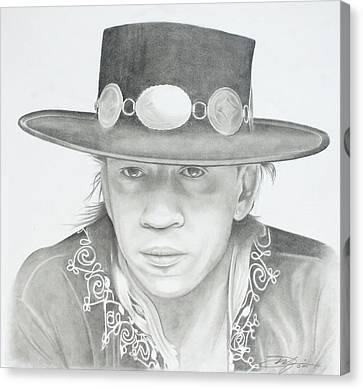 SRV Canvas Print by Don Medina