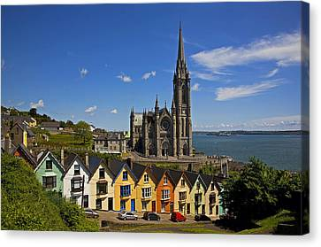 St Colmans Cathedral, Cobh, County Canvas Print by Panoramic Images