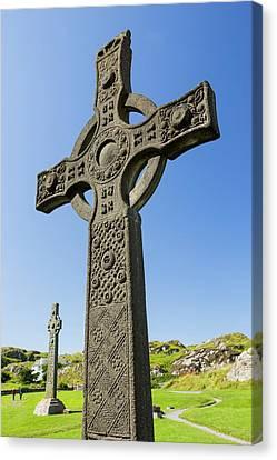 St John's Cross Canvas Print by Ashley Cooper