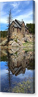 St. Malo Church Canvas Print by Shane Bechler