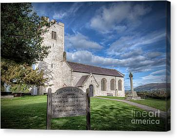 St Marcella's Church Canvas Print by Adrian Evans