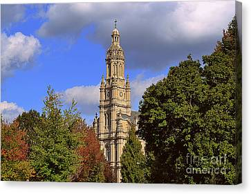 St Mary's Immaculate Conception Church Canvas Print by Amy Lucid