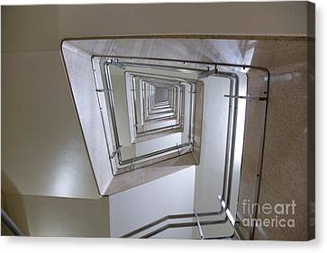 Staircase Canvas Print by Oote Boe