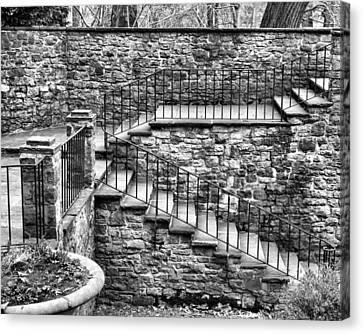 Stairway Canvas Print by Tim Buisman