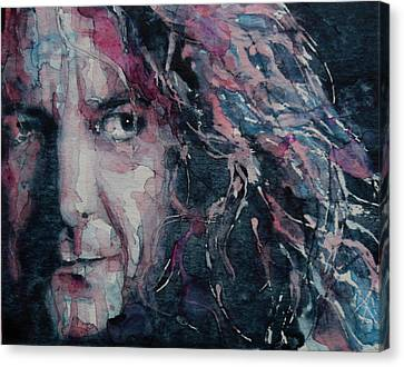 Stairway To Heaven Canvas Print by Paul Lovering