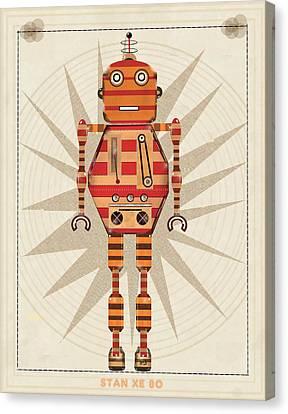 Stan Xe 80 Canvas Print by Bri B