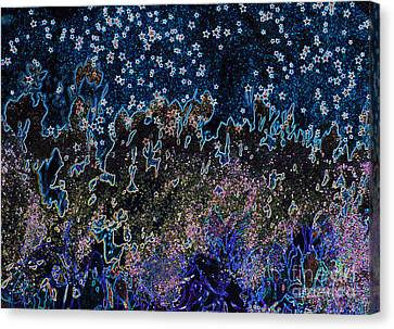 Stardust By Jrr Canvas Print by First Star Art