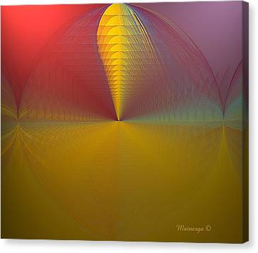 Stern Canvas Print by Ines Garay-Colomba