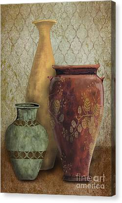 Still Life-g Canvas Print by Jean Plout