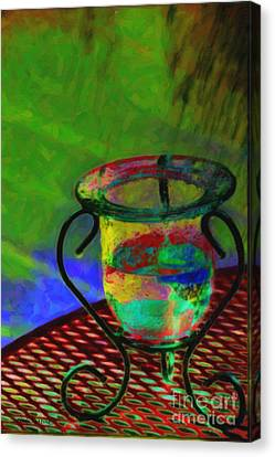 Still Life Canvas Print by Gerlinde Keating - Galleria GK Keating Associates Inc