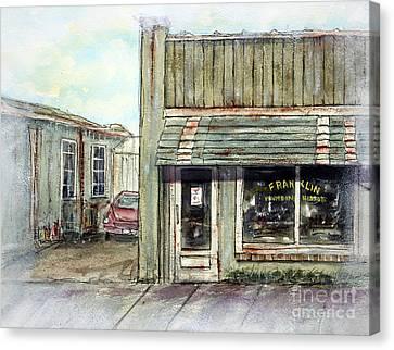 Still Makin' Memories Canvas Print by Tim Ross