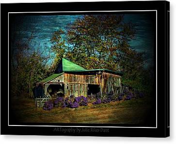 Still Picturesque Canvas Print by Julie Dant