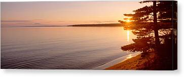 Stockton Island, Lake Superior Canvas Print by Panoramic Images