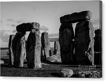 Stonehenge Canvas Print by SnapHound Photography