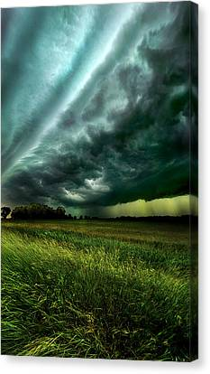 Storm Bound Canvas Print by Phil Koch