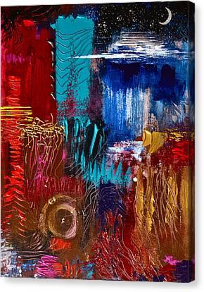 Storm Canvas Print by Tyler Murphy