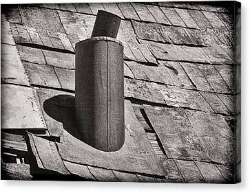 Stove Pipe Canvas Print by Kelley King