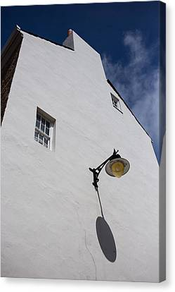 Street Lamp Canvas Print by Nigel R Bell