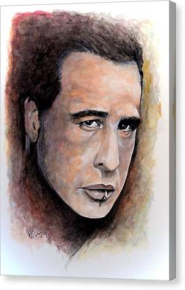Streetcar - Brando Canvas Print by William Walts