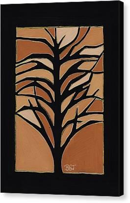 Sugar Maple Canvas Print by Barbara St Jean