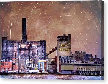 Sugar Shack Canvas Print by Juli Scalzi