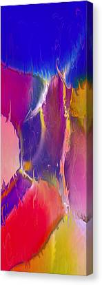 Sultry Movement Canvas Print by Omaste Witkowski