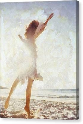 Summer As It Should Be Canvas Print by Gun Legler