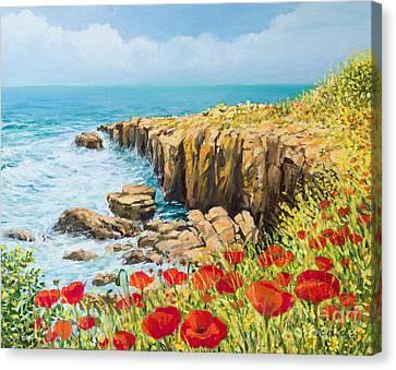 Summer Breeze Canvas Print by Kiril Stanchev