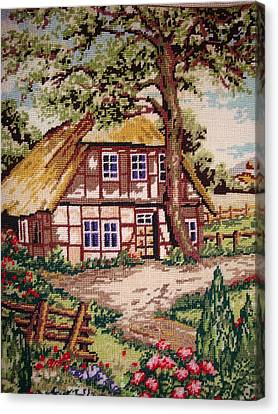 Summer Canvas Print by Eugen Mihalascu