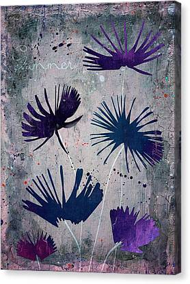 Summer Joy - S25b Canvas Print by Variance Collections