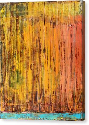 Summer Canvas Print by Radoslaw Zipper