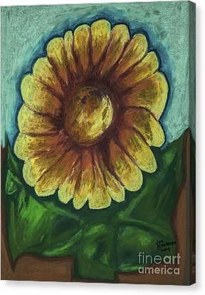 Sun Sensation Canvas Print by Jon Kittleson